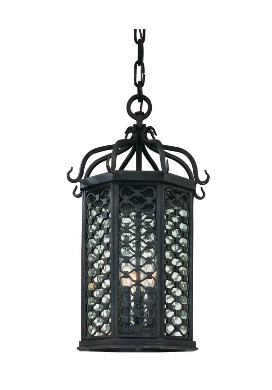 Troy Lighting F2377 Los Olivos 3 Light Energy Star Rated Outdoor