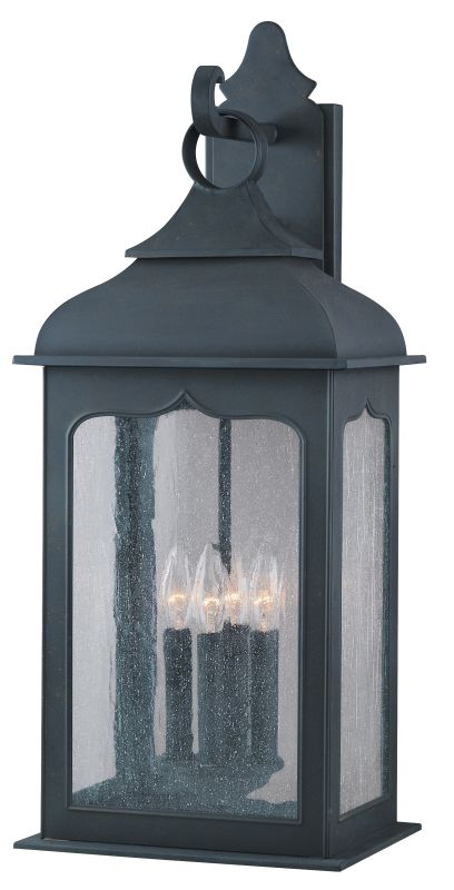 Troy Lighting B2013 Henry Street 4 Light Outdoor Wall Sconce Colonial