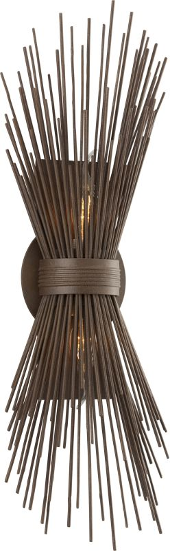 Troy Lighting B3661 Tidepool Bronze Contemporary Uni Wall Sconce