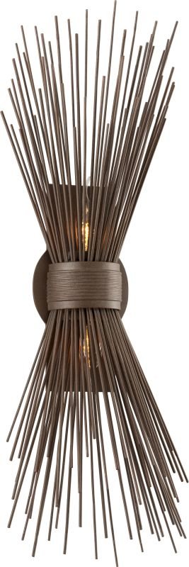 Troy Lighting B3662 Tidepool Bronze Contemporary Uni Wall Sconce