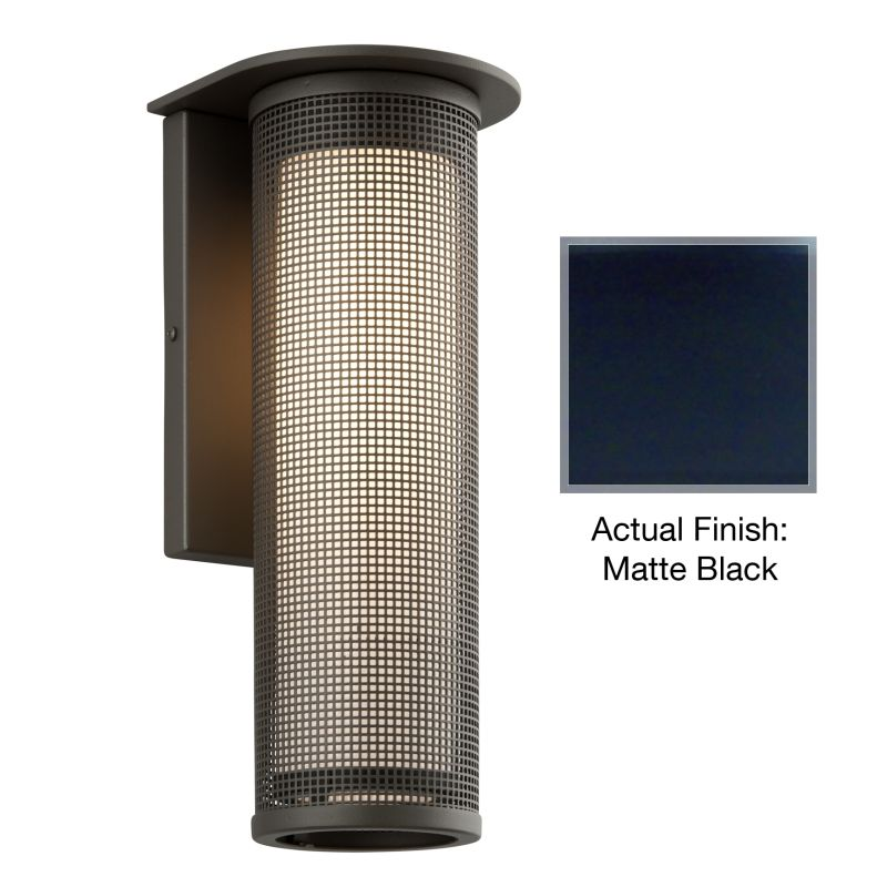 """Troy Lighting B3743 Hive 1 Light 17"""" Outdoor Wall Sconce with Metal"""