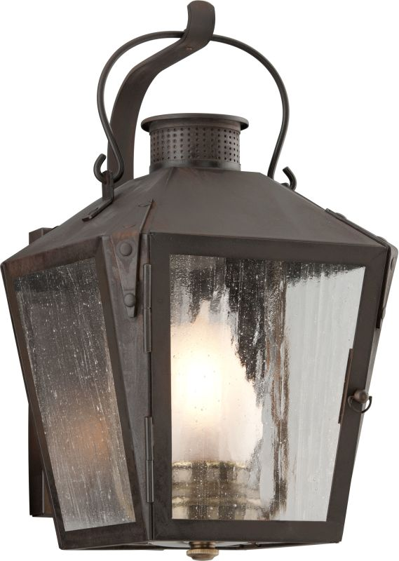 """Troy Lighting B3761 Nantucket 1 Light 14"""" Outdoor Wall Sconce with"""