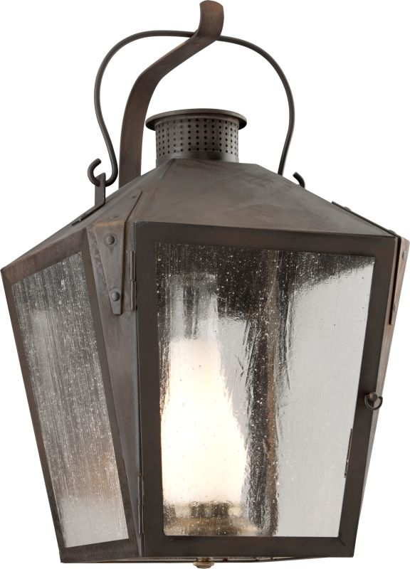 """Troy Lighting B3763 Nantucket 1 Light 22"""" Outdoor Wall Sconce with"""