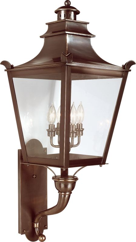 Troy Lighting B9495 Dorchester 4 Light Outdoor Wall Sconce English