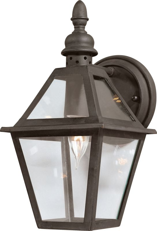 Troy Lighting B9620 Townsend 1 Light Outdoor Wall Sconce Natural
