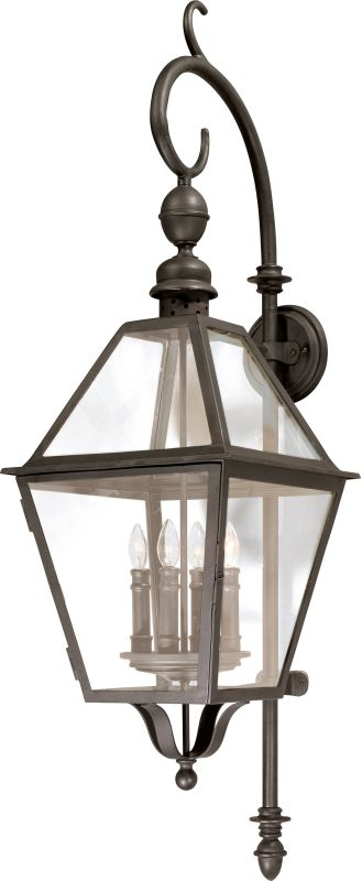Troy Lighting B9623 Townsend 4 Light Outdoor Wall Sconce Natural