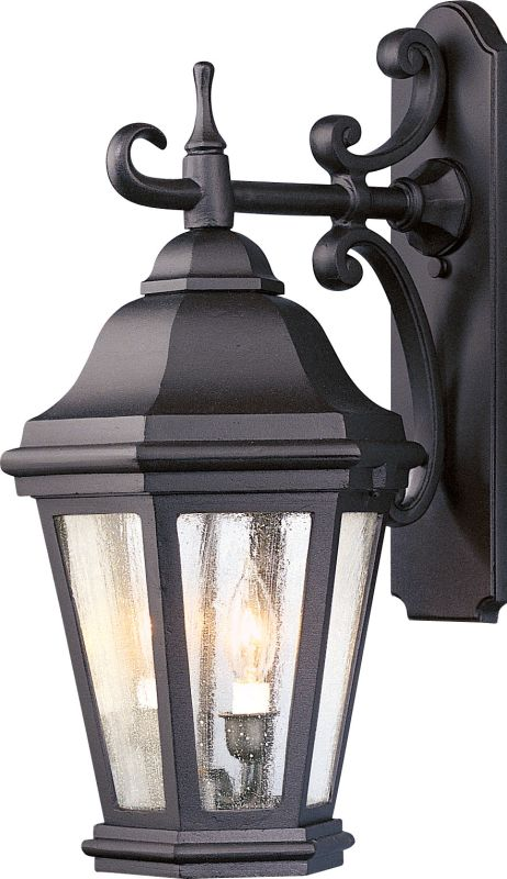 "Troy Lighting BCD6891 Verona 2 Light 22"" Outdoor Wall Sconce with"
