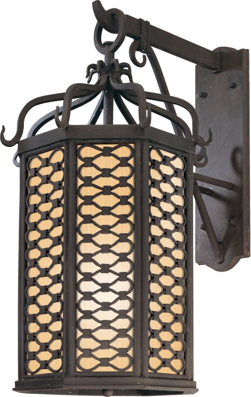 Troy Lighting B2374 Los Olivos 4 Light Energy Star Rated Outdoor Wall