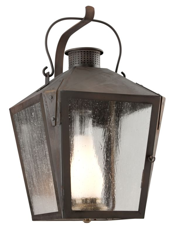 """Troy Lighting BF3763 Nantucket 1 Light 22"""" CFL Outdoor Wall Sconce"""