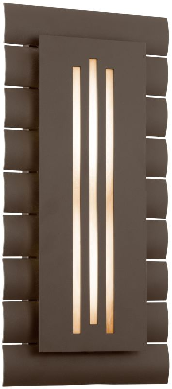 "Troy Lighting BL3363 Dayton 1 Light 21"" ADA Compliant LED Outdoor Wall"