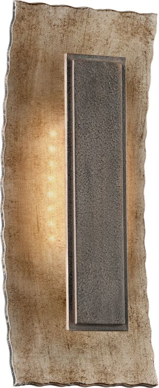 Troy Lighting BL3732 Warm Silver Contemporary Ginza Wall Sconce Sale $418.00 ITEM: bci2274479 ID#:BL3732 UPC: 782042815711 :