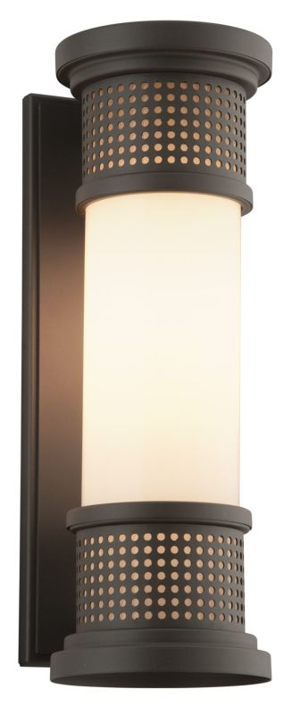 """Troy Lighting BL4672 Mcqueen LED 16.25"""" Tall Outdoor Wall Sconce with Sale $384.00 ITEM: bci2723128 ID#:BL4672 UPC: 782042881709 :"""