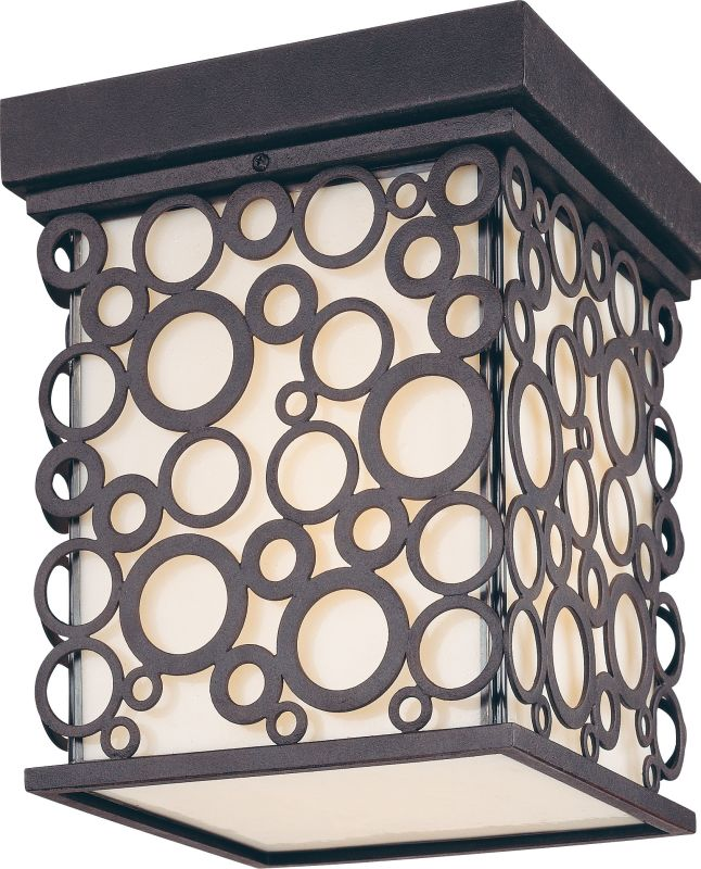 Troy Lighting C5010 Aqua Exterior 1 Light Flush Mount Outdoor Ceiling Sale $362.00 ITEM: bci1105953 ID#:C5010FI UPC: 782042983304 :