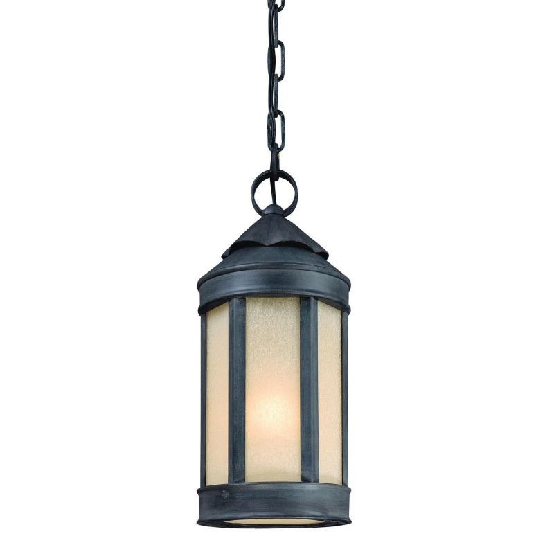 "Troy Lighting F1467 Andersons Forge 1 Light 16"" Outdoor Lantern"