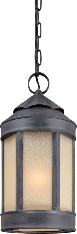 "Troy Lighting F1468 Andersons Forge 1 Light 19"" Outdoor Lantern"