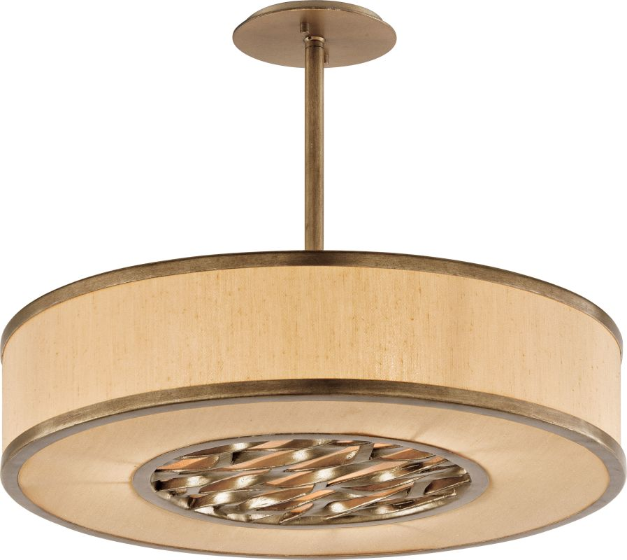 Troy Lighting F3156 Serengeti 3 Light Drum Pendant with Fabric Shade Sale $327.70 ITEM: bci2065601 ID#:F3156 UPC: 782042792593 :