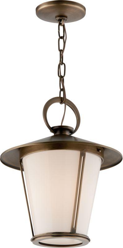 Troy Lighting F3257 Rennie 1 Light Outdoor Lantern Pendant Antique