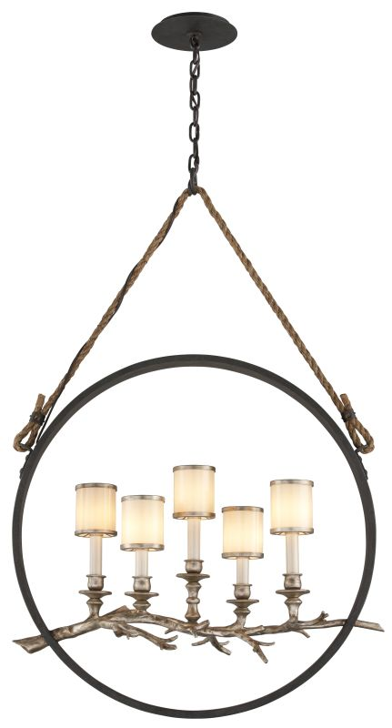 Troy Lighting F3445 Drift 5 Light Linear Chandelier with White Pearl Sale $1174.00 ITEM: bci2227319 ID#:F3445 UPC: 782042807464 :