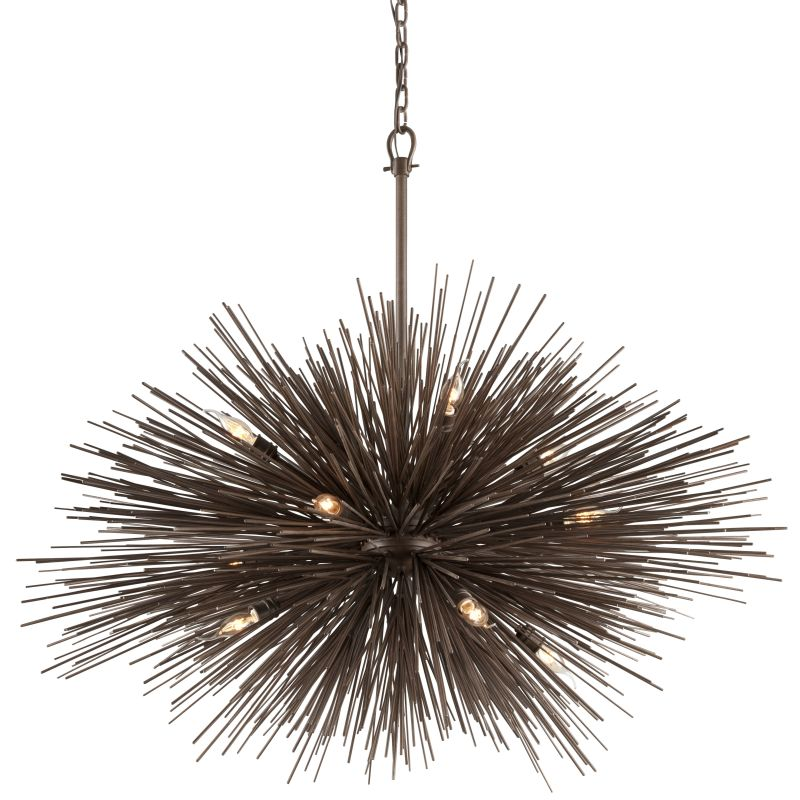 Troy Lighting F3669 Tidepool Bronze Contemporary Uni Pendant Sale $3710.00 ITEM: bci2274604 ID#:F3669 UPC: 782042814790 :