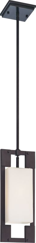 Troy Lighting F4018FI Forged Iron Contemporary Blade Pendant