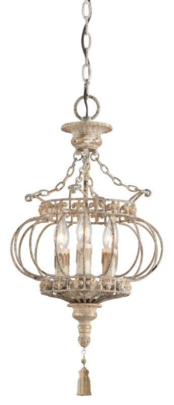 Troy Lighting F4035 Chaumont 3 Light Pendant with Distressed Driftwood Sale $166.16 ITEM: bci2433176 ID#:F4035 UPC: 782042845343 :