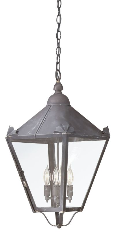 "Troy Lighting F8948 Preston 4 Light 26"" Outdoor Lantern Pendant"