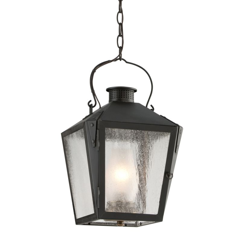 Troy Lighting FF3766 Nantucket 1 Light CFL Outdoor Lantern Pendant