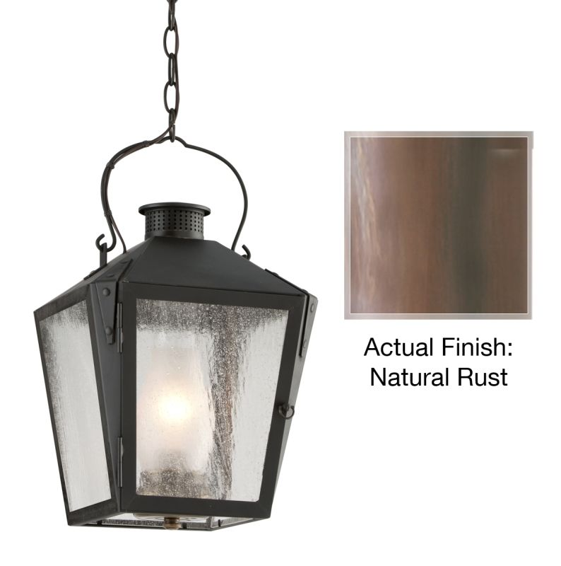 Troy Lighting FF3766 Nantucket 1 Light CFL Outdoor Lantern Pendant