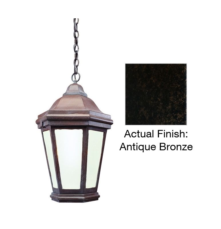 Troy Lighting FFCD6895 Verona 1 Light CFL Outdoor Lantern Pendant