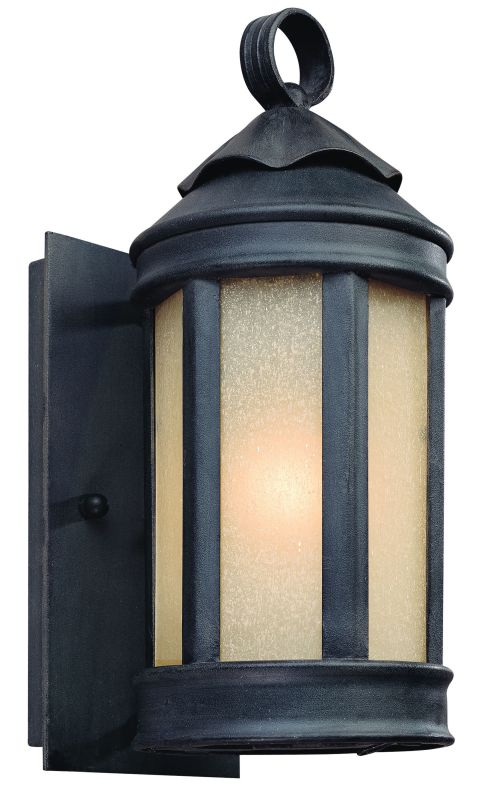 "Troy Lighting BF1460 Andersons Forge 1 Light 12"" CFL Outdoor Wall"