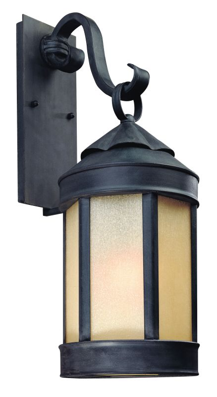"Troy Lighting BF1463 Andersons Forge 1 Light 24"" CFL Outdoor Wall"
