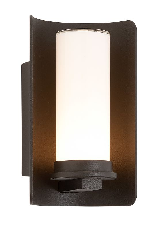 Troy Lighting BL3391-C Bronze Contemporary Drake Wall Sconce
