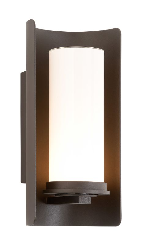 Troy Lighting BL3392 Bronze Contemporary Drake Wall Sconce