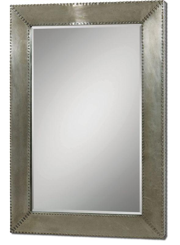 Uttermost 07638 Rashane Mirror Silver Champagne Home Decor Lighting