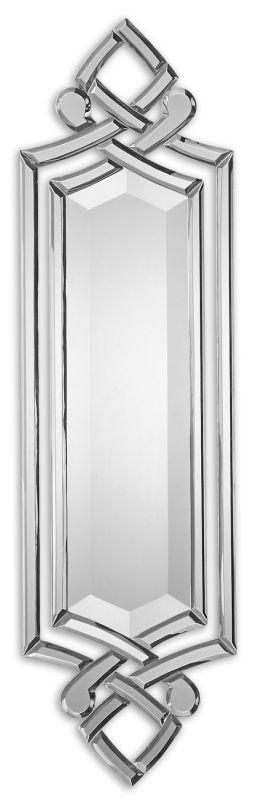 Uttermost 8074 Ginosa Mirror Matte Black Home Decor Lighting Sale $173.80 ITEM: bci1946078 ID#:8074 UPC: 792977080740 :