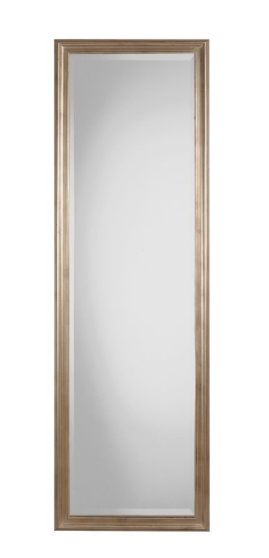 Uttermost 14053 B Petite Hekman Tall Slender Wall Mirror Distressed