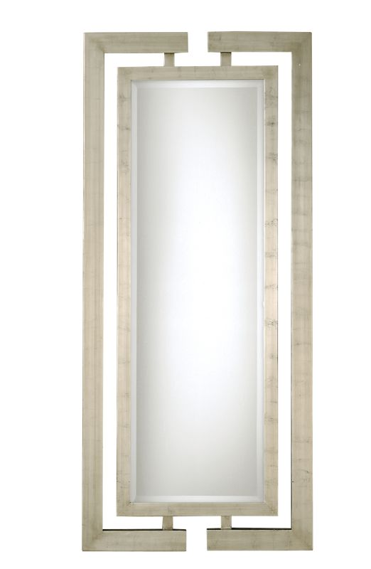 Uttermost 14097 B Jamal Beveled Mirror With Open Detail Dual Wood Sale $382.80 ITEM: bci821767 ID#:14097 B UPC: 792977140970 :