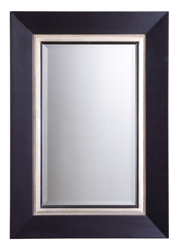 Uttermost 14153 B Whitmore Vanity Mirror With Smooth Wood Frame Matte