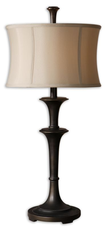 Uttermost 26269-1 Brazoria Table Lamp from the Carolyn Kinder