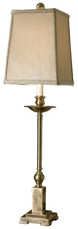 Uttermost 29427-1 Lowell Buffet Lamp Light Aged Bronze Finish Lamps