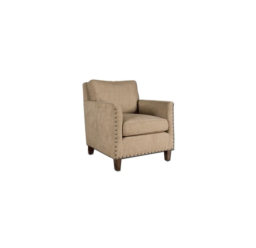 Uttermost 23066 Keturah Armchair Natural Wood Furniture Arm Chairs