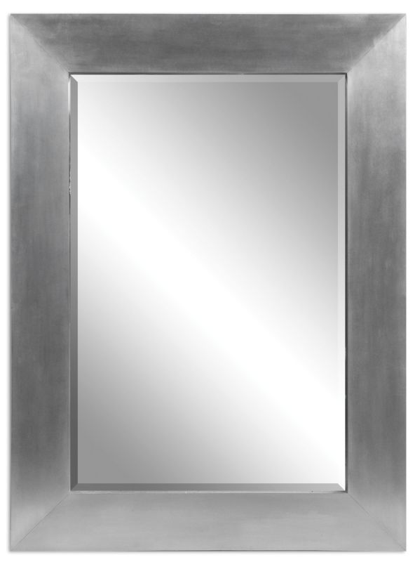 Uttermost 07060 Martel Contemporary Mirror Soft Sheet Aluminum Home