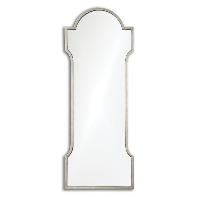 Uttermost 13875 Jovita Metal Hand Forged Framed Mirror Antiqued Silver