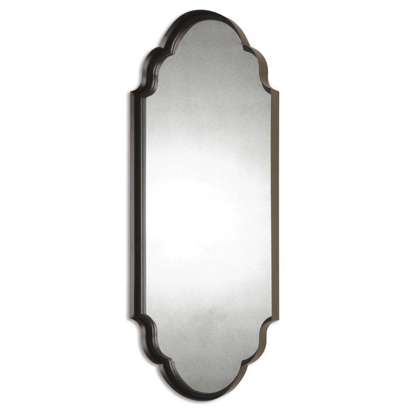 "Uttermost 13933 Lamia 39"" x 15"" Wall Mirror Antiqued Mirror Home Decor"