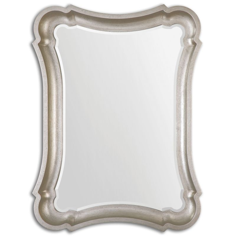 Uttermost 14543 Anatolius Antiqued Metallic Mirror Antiqued Silver