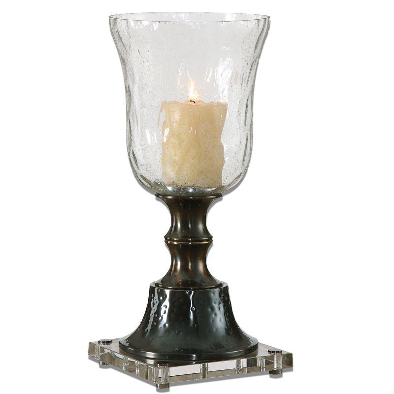 Uttermost 20008 Bayard Candle Holder Designed by Jim Parsons Lightly
