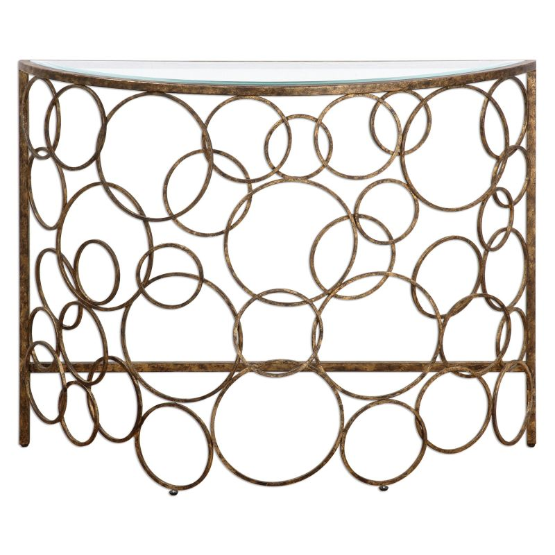 Uttermost 24467 Jabari Console Table Designed by Matthew Williams