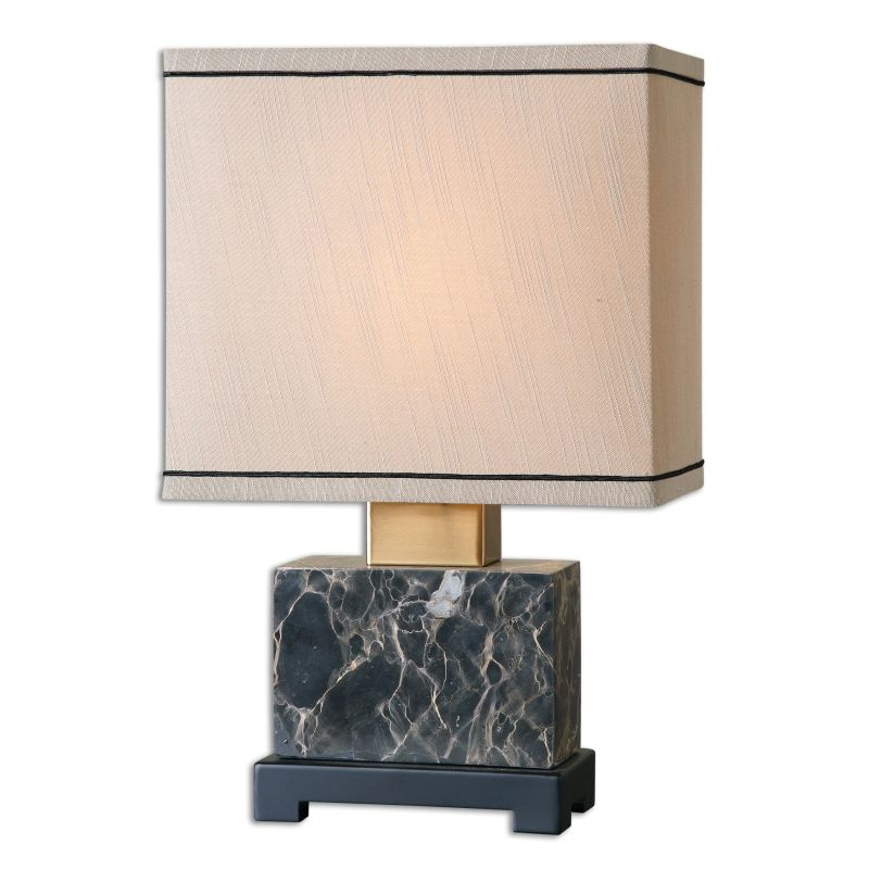Uttermost 29975-1 Anadell 1 Light Table Lamp Polished Marble with Sale $191.40 ITEM: bci2612277 ID#:29975-1 UPC: 792977299753 :