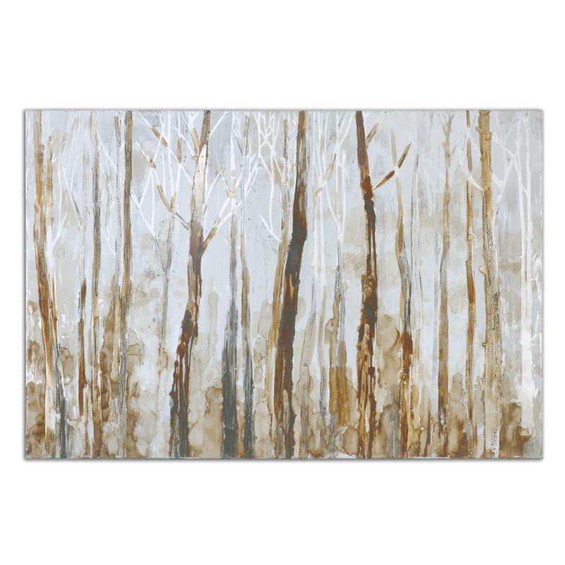 Uttermost 35306 Mystic Forest Still Life Hand Painted Art Artwork