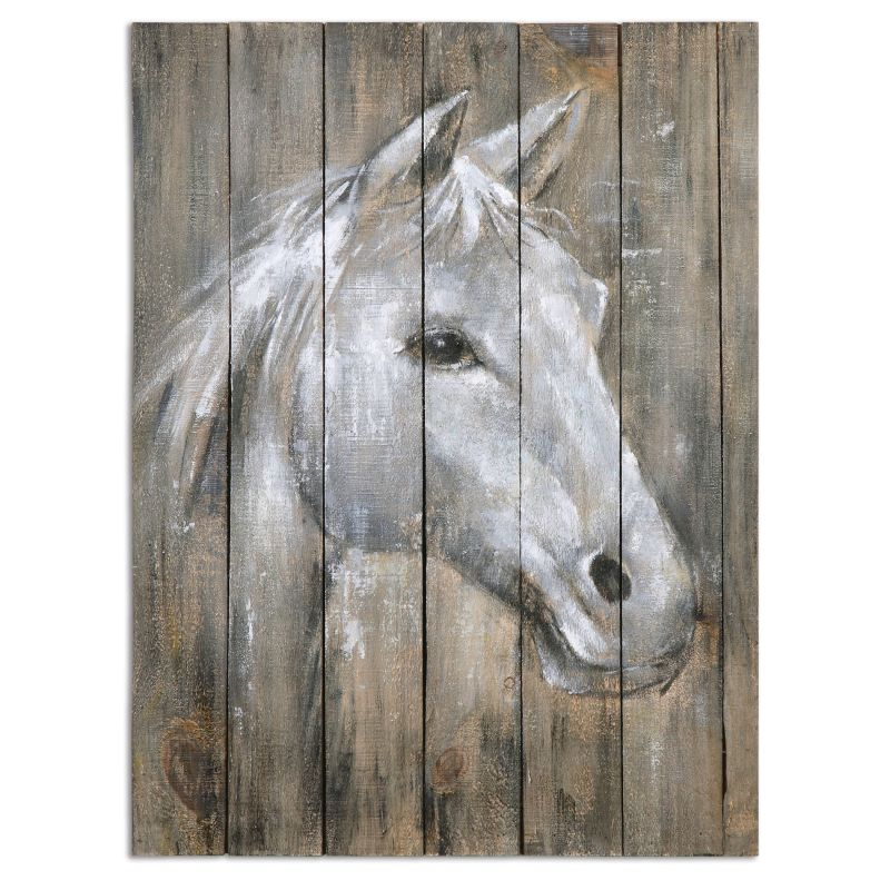 "Uttermost 35312 Dreamhorse 32"" x 24"" Canvas Wall Art Canvas Home Decor"
